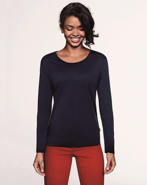 Damen-Langarm-T-Shirt