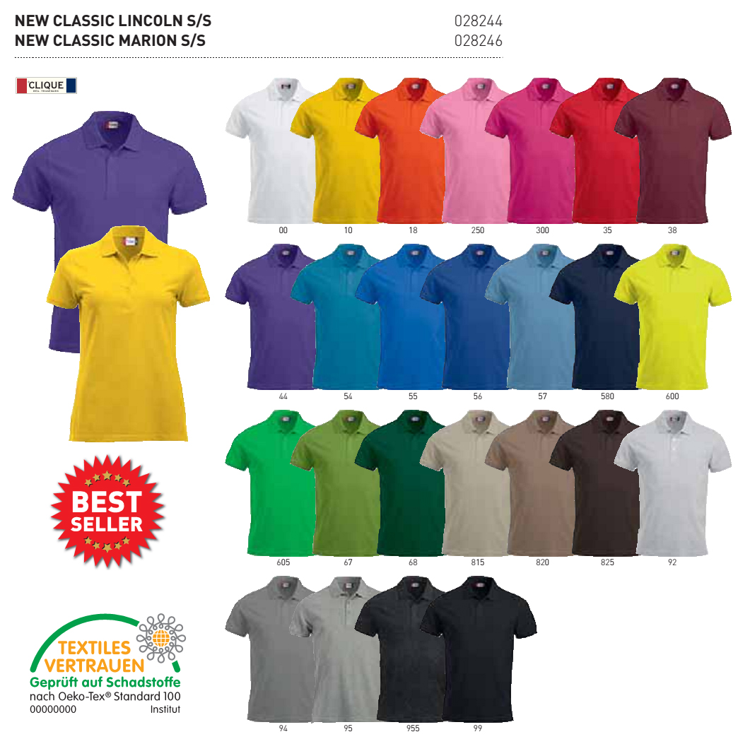 Angebot Polo-Shirts