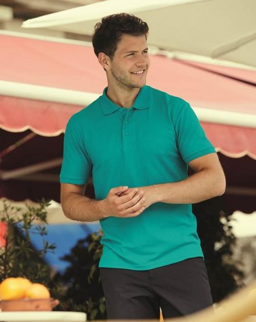 Pflegeleichtes Polo-Shirt